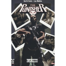 THE PUNISHER MAX 08 LAS VIUDAS