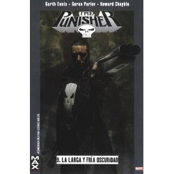 THE PUNISHER MAX 09 LA LARGA Y FRIA OSCURIDAD
