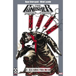 THE PUNISHER MAX 12 SEIS HORAS PARA MATAR
