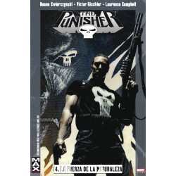 THE PUNISHER MAX 14 LA FUERZA DE LA NATURALEZA