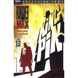 THE PUNISHER MAX Nº 1 KINGPIN