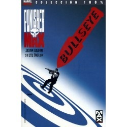 THE PUNISHER MAX Nº 2 BULLSEYE