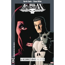 THE PUNISHER MAX LA RESURRECCION DE MA GNUCCI