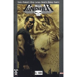 THE PUNISHER MAX EL TIGRE