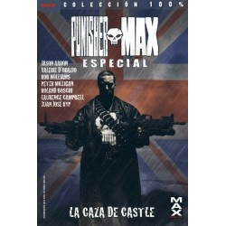 THE PUNISHER MAX ESPECIAL LA CAZA DE CASTLE