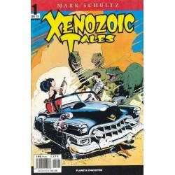 XENOZOIC TALES