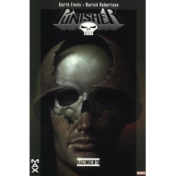 THE PUNISHER MAX NACIMIENTO