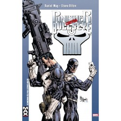 THE PUNISHER MAX PUNISHER CONTRA BULLSEYE