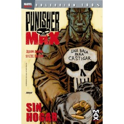 THE PUNISHER MAX 004 SIN HOGAR