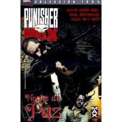 THE PUNISHER MAX NOCHE DE PAZ