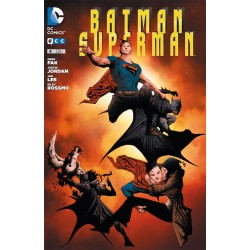 BATMAN/SUPERMAN Nº 4