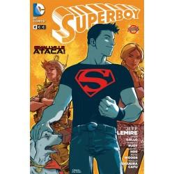 SUPERBOY- ¡SMALLVILLE ATACA!
