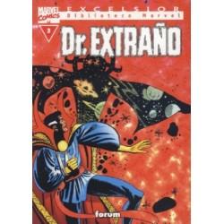 DOCTOR EXTRAÑO Nº 3