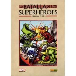 LA BATALLA DE LOS SUPERHÉROES 02