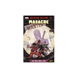 MASACRE VOL.2 Nº 2 NEGOCIO DE TERROR 2ª EDICIÓN