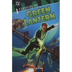 CLÁSICOS DC: GREEN LANTERN 01