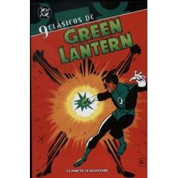 CLÁSICOS DC: GREEN LANTERN 09