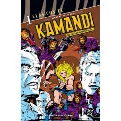 CLÁSICOS DC: KAMANDI 01