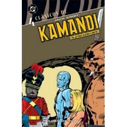 CLÁSICOS DC: KAMANDI 04