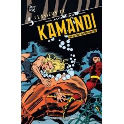 CLÁSICOS DC: KAMANDI 05