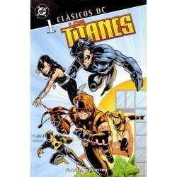 CLÁSICOS DC: LOS TITANES 01
