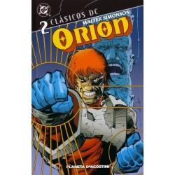 CLÁSICOS DC: ORIÓN 02