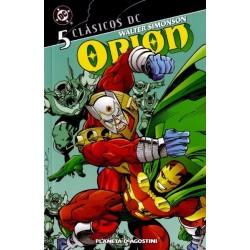 CLÁSICOS DC: ORIÓN 05