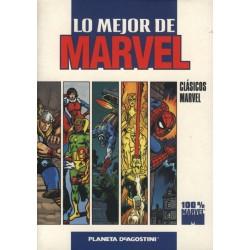 LO MEJOR DE MARVEL. CLÁSICOS MARVEL