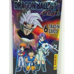 DRAGON BALL GT TRADING CARDS SERIE 1