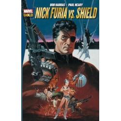 NICK FURIA VS SHIELD