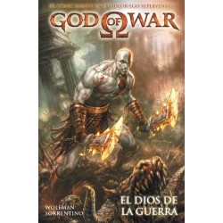 GOD OF WAR. EL DIOS DE LA GUERRA