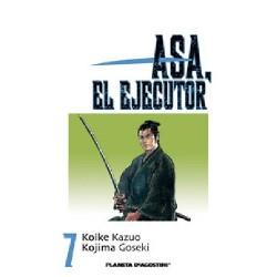 ASA, EL EJECUTOR 07