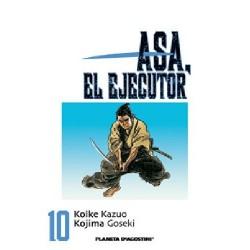 ASA, EL EJECUTOR 10