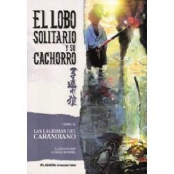 EL LOBO SOLITARIO Y SU CACHORRO 16