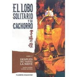 EL LOBO SOLITARIO Y SU CACHORRO 17