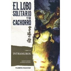 EL LOBO SOLITARIO Y SU CACHORRO 18