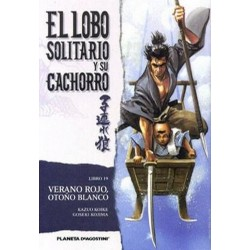EL LOBO SOLITARIO Y SU CACHORRO 19