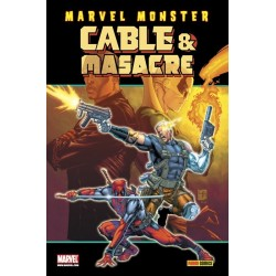 MARVEL: MONSTER CABLE & MASACRE 02