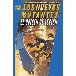 LOS NUEVOS MUTANTES-EL ORIGEN DE LEGIÓN