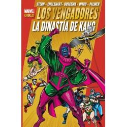 LOS VENGADORES 01-LA DINASTÍA DE KANG
