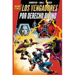 LOS VENGADORES 01-POR DERECHO DIVINO