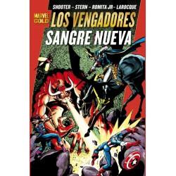 LOS VENGADORES 02-SANGRE NUEVA