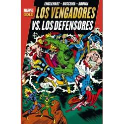 LOS VENGADORES VS LOS DEFENSORES