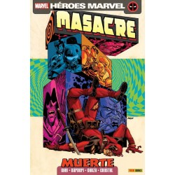 MASACRE VOL.2 13 MUERTE
