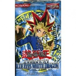 YU-GI-OH! SOBRE BLUE EYES WHITE DRAGON