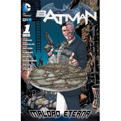 BATMAN- MALDAD ETERNA 01 (DE 4)