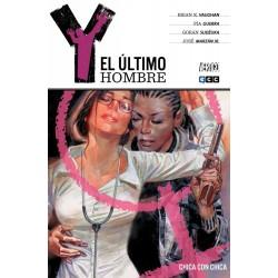 Y, EL ÚLTIMO HOMBRE 06: CHICA CON CHICA