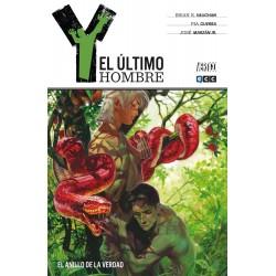 Y, EL ÚLTIMO HOMBRE 05: EL ANILLO DE LA VERDAD