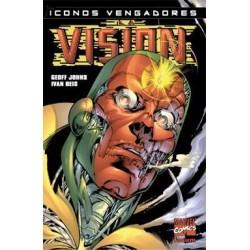 ICONOS VENGADORES-LA VISIÓN