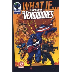 WHAT IF ESPECIAL VENGADORES